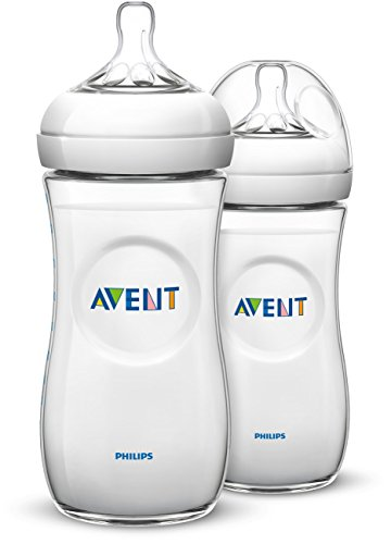 Philips Avent Natural Baby Bottle, Clear, 11oz, 2pk, SCF016|27