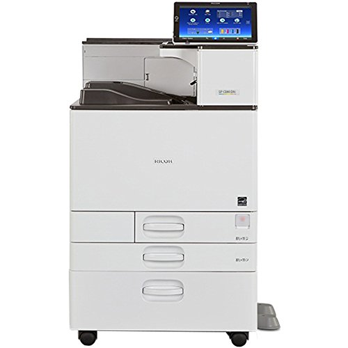 Ricoh Aficio SP C840DN Color Laser Printer - 408105