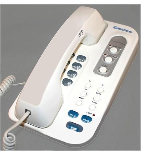 Northwestern Bell Two Line Designer Corded Phone NWB-52905 ()