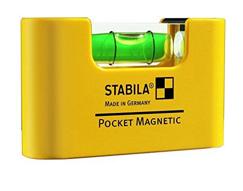 Stabila 17774 Wasserwaage Pocket Magnetic