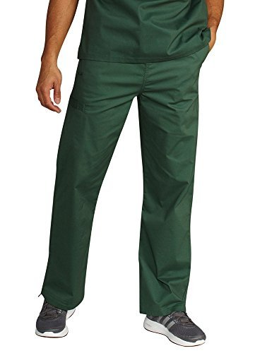 Iguanamed MA153379 Unisex 5310M Stealth Monochromatic Pant, Small, Treeline Green (Women Scrub Pants Iguana)