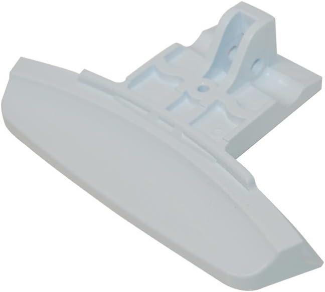 Hotpoint C00141704exportación Ariston Indesit lavadora/secadora tirador de puerta, color blanco