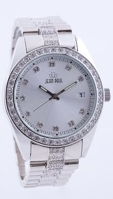 dakota-watch-company-jean-paul-jeweled-oversized-bling-watch-silver
