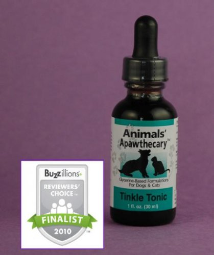Animals' Apawthecary Tinkle Tonic for Dogs and Cats, 2oz, My Pet Supplies