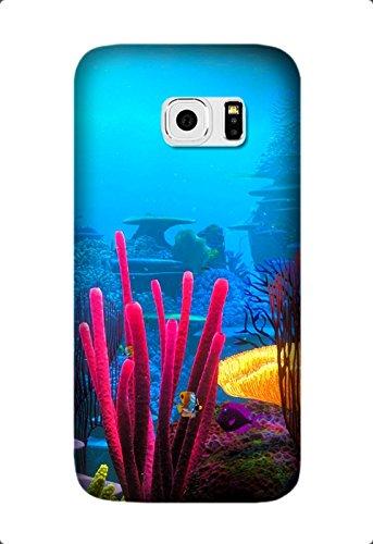 Samsung Galaxy C5 Case, The Series of underwater world 5 Lightweight Cases for Samsung Galaxy C5
