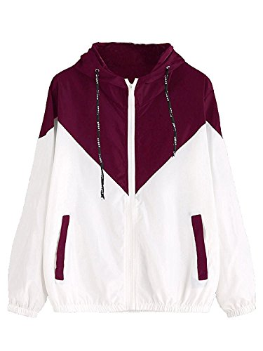 Hooded Sports Jacket - 1