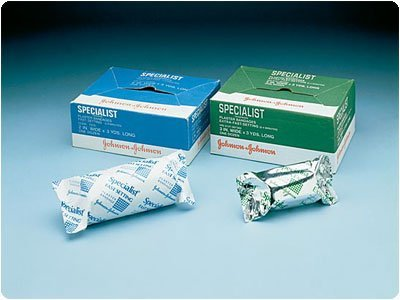 Specialist Plaster Bandages Specialist Plaster Bandages - Green Label: Extra Fast, Size: 2