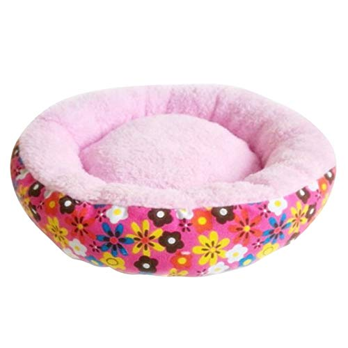 (Pet Dog Bed Warming Dog House Soft Material Pet Nest Dog Fall and Winter Warm Nest Kennel Cat Puppy House Small Large Dogs)