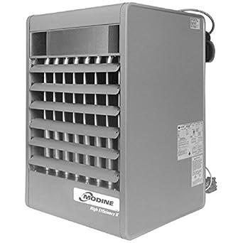 Reznor Garage Heater >> Modine Manufacturing PDP300AE0130 Modine Nat Unit Heater 300, 000 BTU 269#: Amazon.com ...
