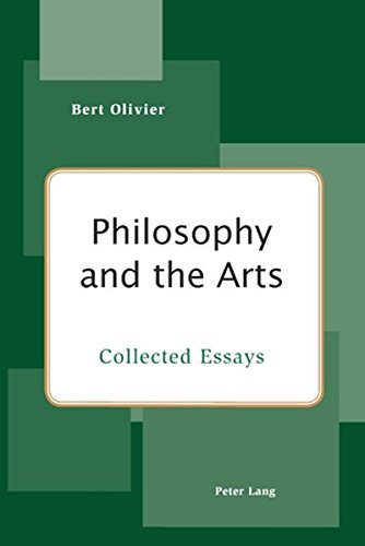 Philosophy and the Arts: Collected Essays