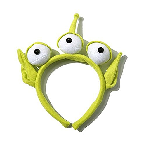 Toy Story Alien Headband Plush Toys Eyeball Hairband