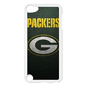 Ipod Touch 5 Phone Case Sports NFL Green Bay Packers Protective Cell Phone Cases Cover DFZ031499