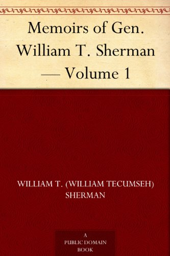 william tecumseh sherman essay William tecumseh sherman and the moral impetus for victory john david lewis january 17, 2014 pdf in the objective standard, summer 2006 author's note: this is the first of three articles for the objective standard dealing with military history and its lessons for the modern day.
