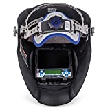 Miller 280045 Black Digital Infinity Series Welding Helmet with Clear