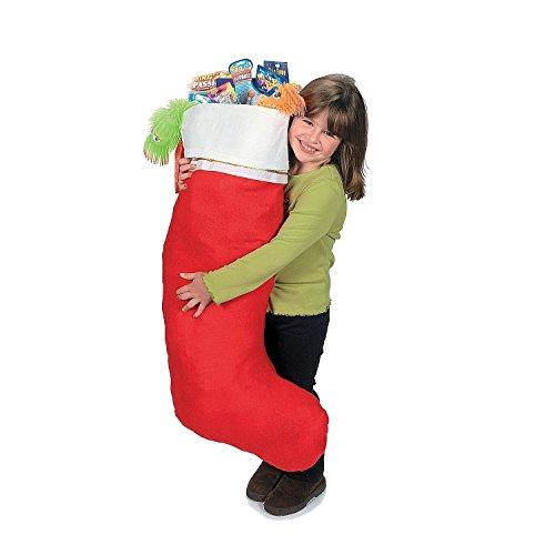 Wish Novelty - Merry Christmas Felt Jumbo 45