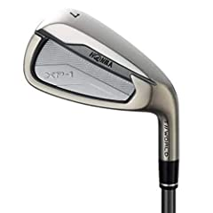 HONMA XP-1 Iron Set Women T//World golf clubs are meticulously crafted performance products that deliver distance and accuracy. XP-1 women's hybrids feature a stunning pearl-white, game-improvement head and are holistically engineered with a ...