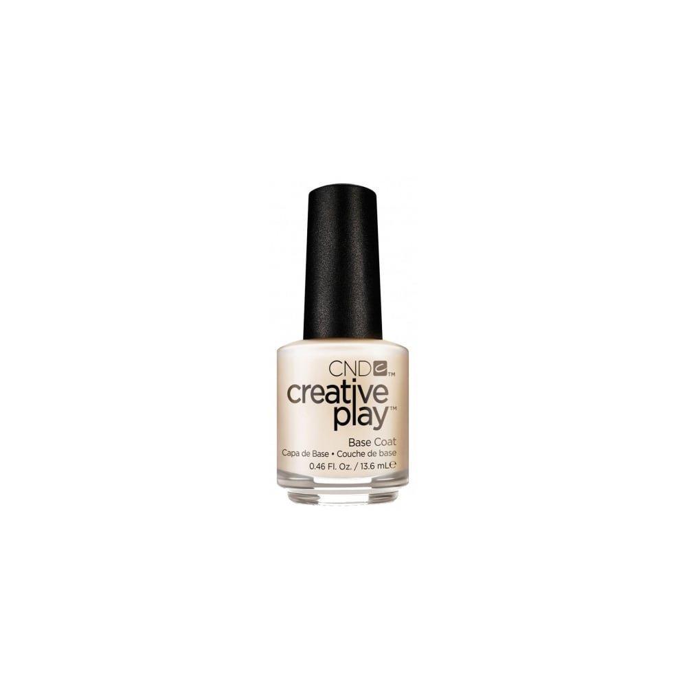 CND Creative Play Nail Polish - Base Coat 13.6ml CP0001