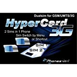 Hypercard 3G Digital Dualsim Adapter 3G