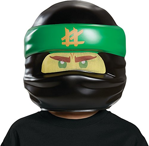 Lloyd LEGO Ninjago Movie Mask, One Size]()