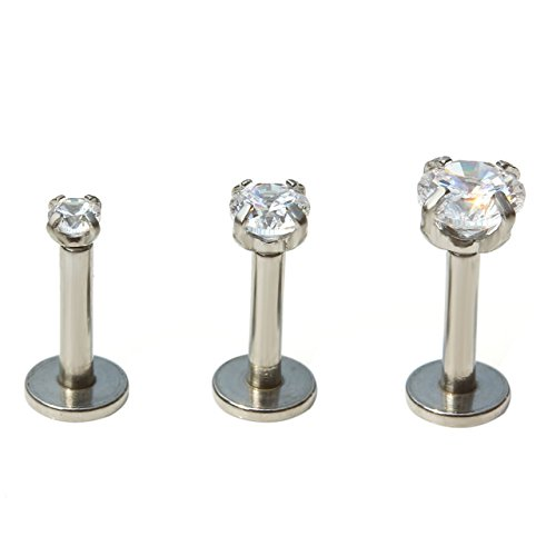 JOVIVI Surgical Zircon Monroe Cartilage