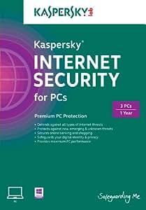 Kaspersky Internet Security 2014 3 User, 1 Year [Online Code]