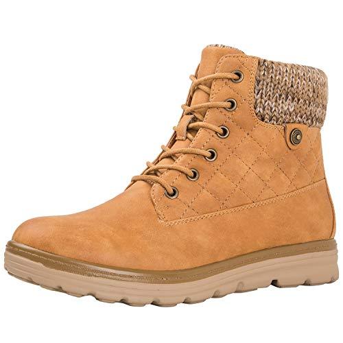 Boots 1826camel 1826 Women's Globalwin Fashion aqAOwFA