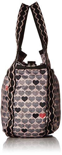 LeSportsac Classic Small Jenni, Stop for Love by LeSportsac (Image #3)