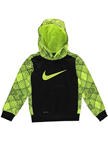 Nike Little Boys Therma Dri-Fit Hoodie (Sizes 4-7)