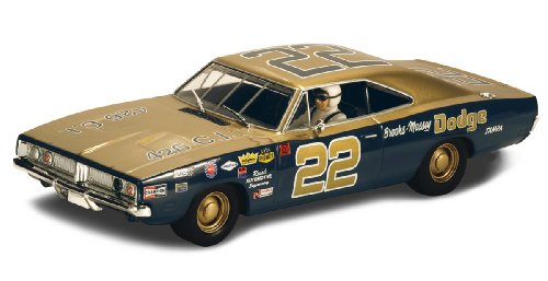 Scalextric C3323 Dodge Charger 500 'Bobby Allison' Vehicle, Scale 1/32