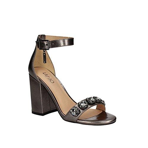 Sandalo Grigio Liu Tacco S17027p0045 jo Donna BZqqEPy