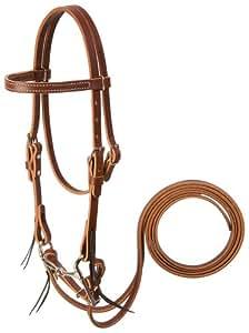 Weaver Leather Mini Horse Bridle, Sunset