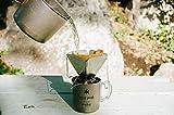 Snow Peak's Collapsible Coffee