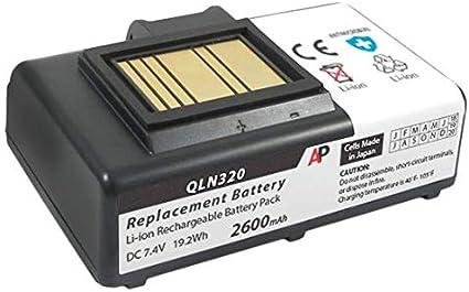 Amazon.com: Zebra/comtec QLn320 & QLn220 Impresoras ...