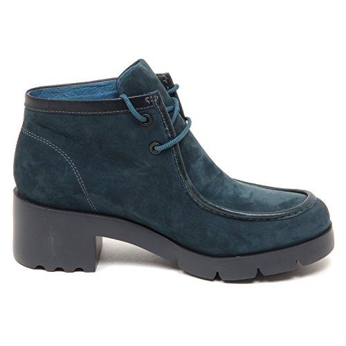Camper D9120 (Without Box) Scarpa Donna Blu Petrolio Boot Shoe Woman blu petrolio