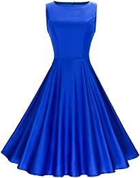 Amazon.com: Blue - Dresses / Clothing: Clothing- Shoes &amp- Jewelry