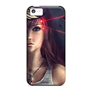 Forever Collectibles Final Fantasy Fangirl Hard Snap-on Iphone 5c Cases