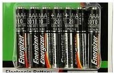 2 X 14 Pack of Energizer AAAA Alkaline Batteries. Fits Streamlight Flashlights
