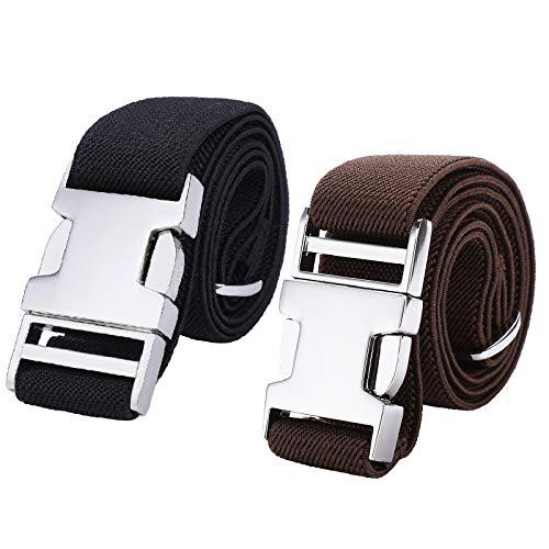 Boys Adjustable Stretch Belt for...