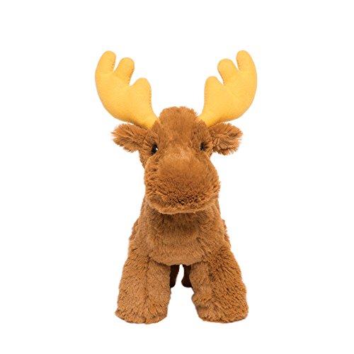 (Manhattan Toy Voyagers Morris Moose Stuffed Animal, 9.5