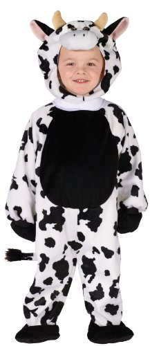 Fun World Cuddly Cow