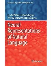 Neural Representations of Natural Language
