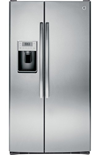 ge side by side fridge - 8