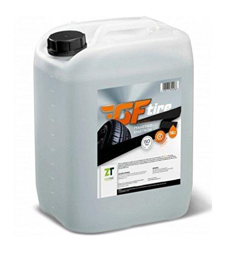 GF Tire - Reifenpflegemittel | NICHT TOXISCH REINIGEN | ZEOTEC | verleiht anhaltendem Glanz und Schwarzeffekt Zeotec Hellas Group