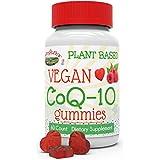 MaryRuth's Vegan CoQ10 Gummy Plant-Based Non-GMO Paleo Friendly Antioxidant Gluten Free Metabolism Dietary Supplement for Men, Women & Children 60-Count 120mg per Serving (2 Gummies)