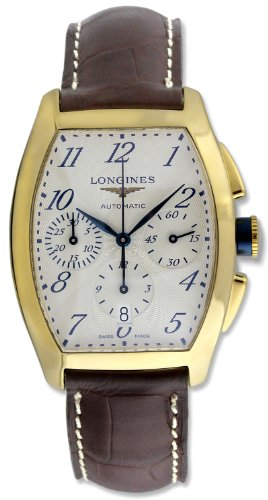 Longines-Evidenza-Automatic-Chronograph-18k-Gold-Mens-Strap-Watch-L26436732