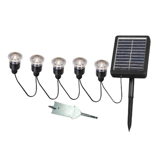 Kenroy Home Solar Deck Lights in US - 5