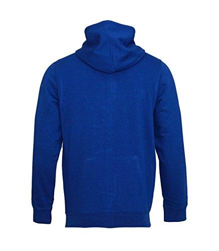 Champion Sweater Pullover Hoodie mit Kapuze 209487 S17 3458 blau
