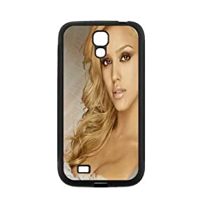 Custom Your Own Personalized Jessica Alba Back Cover TPU Case for SamSung Galaxy S4 I9500 JNS4-1079