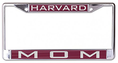 Harvard Crimson License Plates | IvyLeagueCompare.com