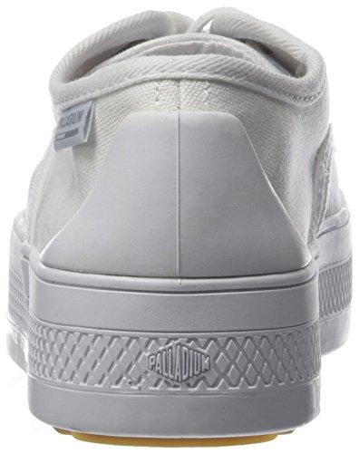 Bianco Sub Donna Canvas Low 420 White Palladium Sneaker q64wXycd